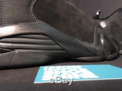 2005 Nike Air Jordan XIV 14 Retro BLACK REAL PINK SILVER GREY 312274-001 13 11.5