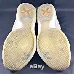 2015 Nike Zoom KOBE X 10 ELITE LOW MAMBACURIAL BLACK GREY PINK 10.5 747212 010