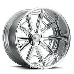 20 Street Rod Pro Wheels Rims Custom Forged Billet