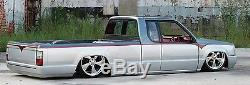 22 Pro Wheels Rims Twisted Killer Intro Foose Us Mags Forged Billet Line