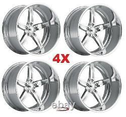22 inch pro wheels spit fire 5 custom rims us mags american racing foose