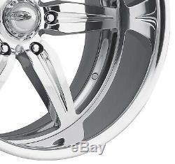 26 Pro Wheels Custom Forged Billet Rims Aluminum Alloy Foose Intro Racing Mags
