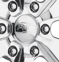 26 Pro Wheels Keystone 6 Custom Forged Billet Rims Intro Line Foose Staggered