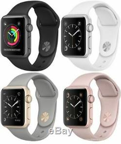 Apple Watch Series 1 38mm 7000 Model Space Gray, Silver, Gold, Rose Gold