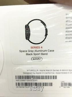 Apple Watch Series 4 40mm 44mm GPS+Cellular All Colors Open Box