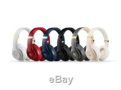 Beats Studio 3 Wireless Bluetooth Headphones All Colors