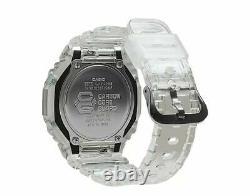 Brand New Casio G-Shock GA2100SKE-7A Clear Transparent CasiOak