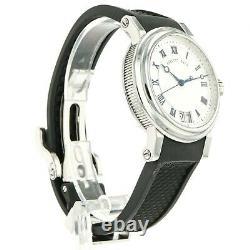 Breguet Marine Big Date 5817 Stainless Steel 40mm Automatic Watch With Box
