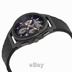 Bulova Curv Chronograph Dark Gray Dial Men's Watch 98A162