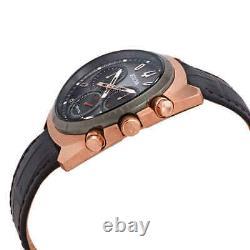 Bulova Curv Collection Chronograph Quartz Grey Dial Men's Watch 98A156