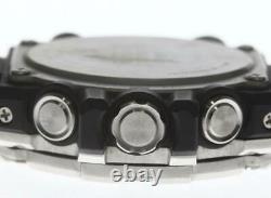 CASIO G-SHOCK G-STEEL GST-B100 Bluetooth installed Solar Powered Men's 620709