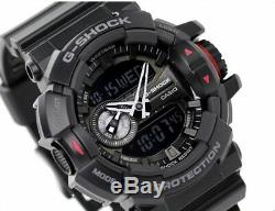 CASIO G-Shock GA400-1B Big Case 200m WR Rotary Switch Black