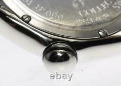 CORUM Bubble 082.150.20 Plat Ibetia Skull 1995 limited Automatic Men's(a) 529544
