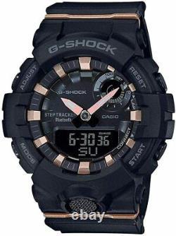 Casio GMA-B800-1A Women's G-Shock G-SQUAD Watch Bluetooth Step-Tracker Training