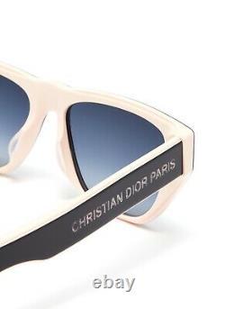 Christian DiorInsideout 2 Black Pink Grey Gradient 3H2 Women Sunglass Insideout