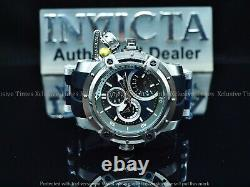 Invicta Men's 52mm Coalition Forces Army Special Black Ops Grey Dial Starp Watch