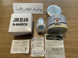 JIM BEAM G SHOCK 2019 DW 6900 1000 Limited Collaboration CASIO Suntory N