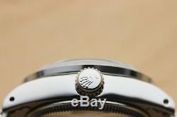 Ladies Rolex Datejust Silver Diamond 18k White Gold & Stainless Steel Watch
