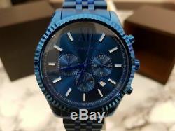 Michael Kors MK8480 Men's Lexington Blue Watch