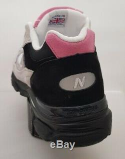 NEW BALANCE MENS Sneakers 991FR Made in UK Grey Black and Pink
