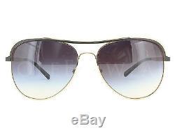 NEW Michael Kors MK1012 110836 58 Rose Gold/Black Grey Rose Gradient Sunglasses