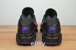 NEW Nike Air Max 180 Blink Black Pink Wolf Grey Blast Size 11 AQ9974-001