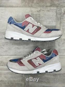 New Balance MD575CP Concepts M80 Size 12 Blue White Red Pink Grey Black USA