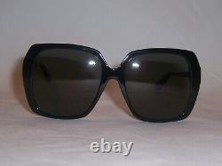 New Gucci Sunglasses Gg 0533sa 001 Black/ Grey Authentic 0533
