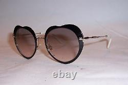 New Miu Miu Sunglasses Mu 54r 1ab4k0 Black/pink Gray Authentic 54rs