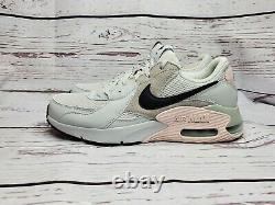 New Womens Nike Air Max Excee Grey/Black/Pink Shoes Size 10 CD5432-002