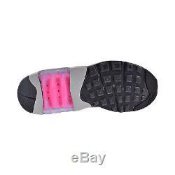 Nike Air Max 180 Men's Shoes Black/Pink Blast/Wolf Grey AQ9974-001