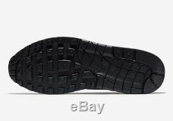 Nike Air Max 1 Ripstop Dark Grey Black Purple Pink UK 10.5 AR1249-002