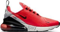 Nike Air Max 270 Bv6078 600 Red Orbit (bright Reddish Pink)/black/vast Grey