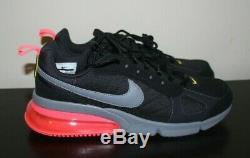 Nike Air Max 270 Futura AO1569-007 Black Grey Pink Mens Sneakers Sz 9 $140