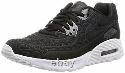 Nike Air Max 90 PRM White Black Gray Pink Red Women Running Shoes