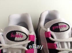 Nike Air Max 95 ID Hyper Pink-multi Grey-blackbubble Gumsz Mns 10 (818592-996)