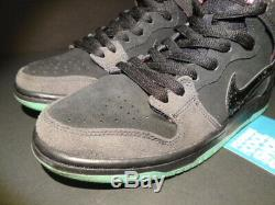 Nike Dunk High Premium Sb Northern Lights Grey Black Pink Mint Cali 313171-063 9