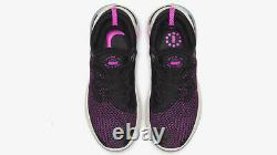 Nike Joyride Run Flyknit Mens Running Shoe (Size 9) Black Grey Pink AQ2730-003