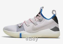 Nike Kobe Bryant AD MOON PARTICLE VAST GREY MVP BLUE PINK BLACK WHITE AV3555-004