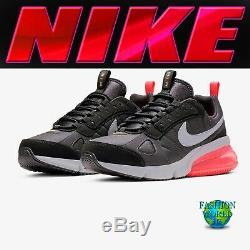 Nike Men's Size 14 Air Max 270 Futura AO1569-007 Black Cool Grey Pink