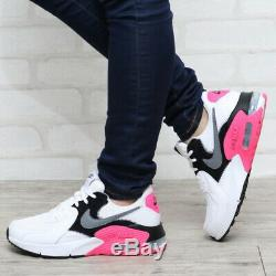 Nike Wmns Air Max Excee White Grey Black Pink Women Casual Shoes CD5432-100