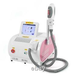 OPT IPL Shr Laser Permanent Hair Removal Beauty Salon Spa RF Skin Rejuvenation