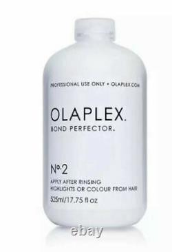 Olaplex No 2 Bond Perfector 525ml Brand New Authentic Original & Sealed