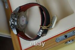 Omega Seamaster Diver 300M limited ETNZ Chronograph Titanium Grey Dial Black
