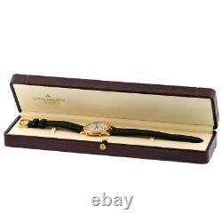 PATEK PHILIPPE 18K Rose Gold Calatrava Dual Travel Time 5034R BOX Warranty 5034