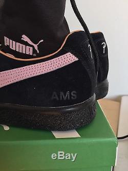 Puma Suede Patta Clyde Basket Pink Black Orange Grey White 9