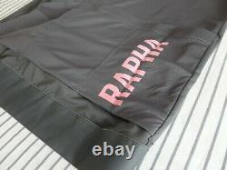 Rapha Pro Team Training Jersey Small Carbon Grey / Black / Pink New