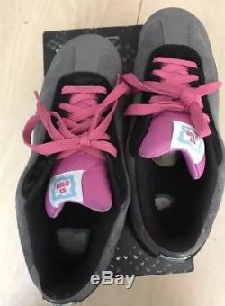 Reenok BBC Ice Cream Board Flip Grey/Pink/Black Size 11