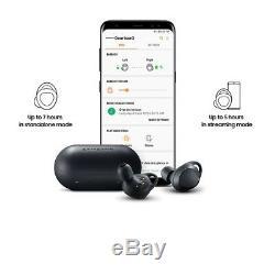 Samsung Gear IconX 2018 Edition Fitness Wireless Black Gray Pink SM-R140