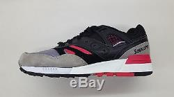 Saucony Grid SD Games Pack Grey Black Pink Men Running Sneakers S70164-3 1704-05
